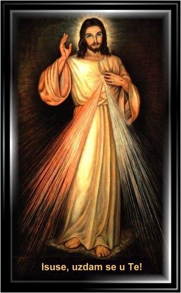 Slika Isusovog Milosrdja